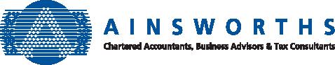 Ainsworths Logo